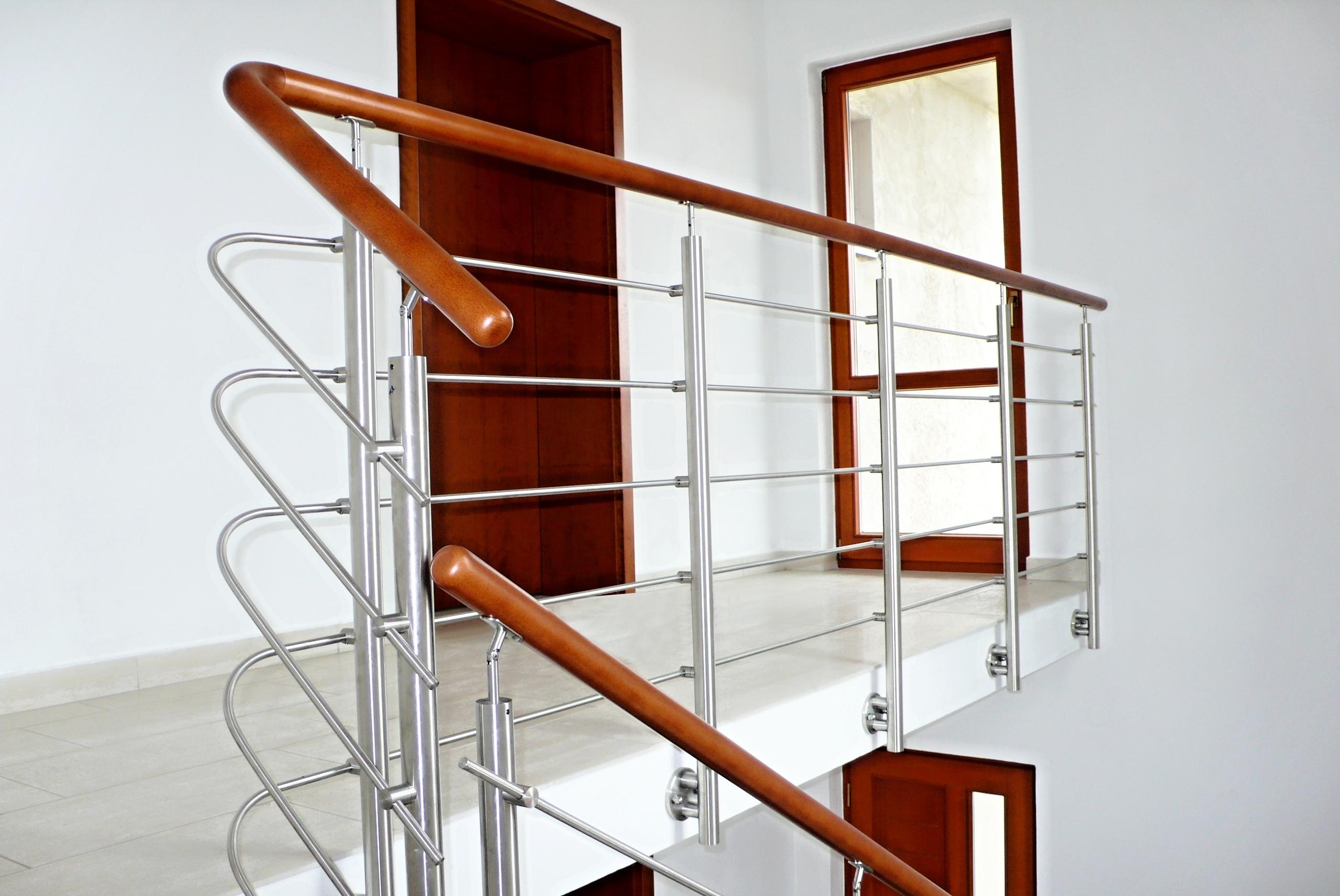 Galerie – balkonové zábradlí